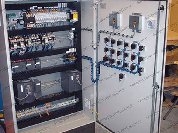 نصب و راه اندازی اتوماسیون صنعتی